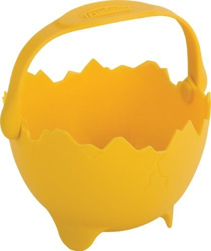 Trudeau Silicone Egg Poacher with Handle - http://sleepychef.com/trudeau-silicone-egg-poacher-with-handle/