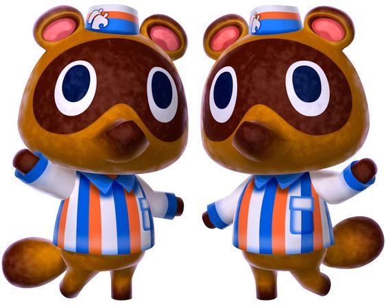 Meli & melo (alternative clothes) - Animal Crossing: New Leaf #ACNL
