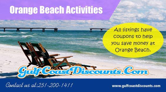 Orange Beach Activities