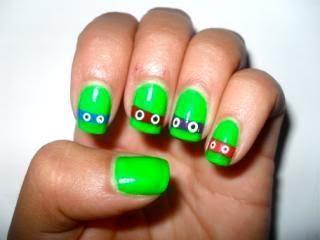 As tartarugas ninja :)