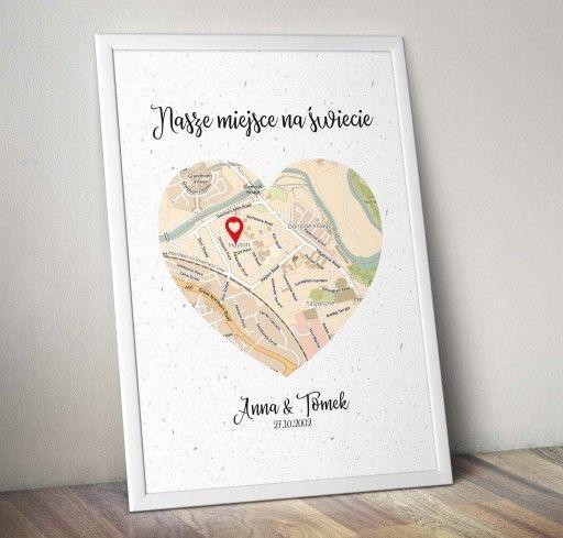 Walentynki Piekny Prezent Mapa 8862588566 Oficjalne Archiwum Allegro Gifts Book Cover Diy