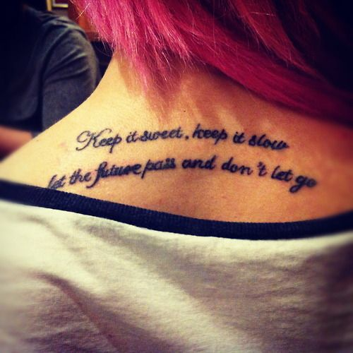 Tattoo Quotes Lyrics: Pinterest • The World's Catalog Of Ideas