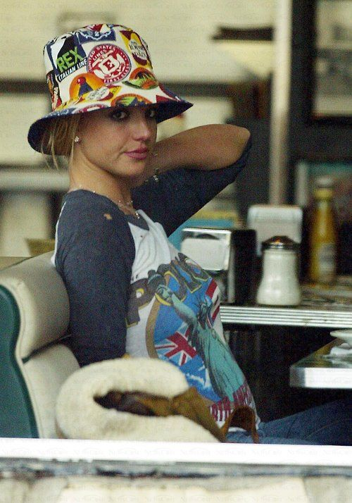 Help on Britney Spears Self Transformation?