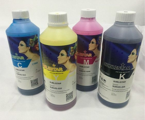this is Sublistar eco solvent  ink