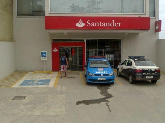 Notícias de São Pedro da Aldeia: AÇÕES POLICIAIS - Ladrões invadem banco em Macaé e...