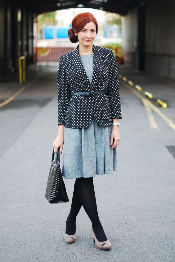 One Dress, Four Ways: Job Interview Outfits (Part 4) Not