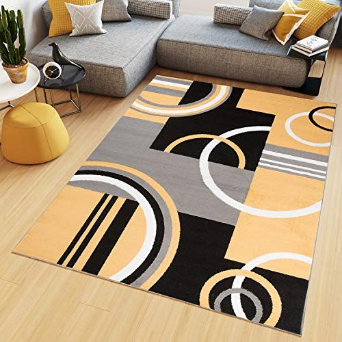 Epingle Sur Tapis Salon Design Moderne