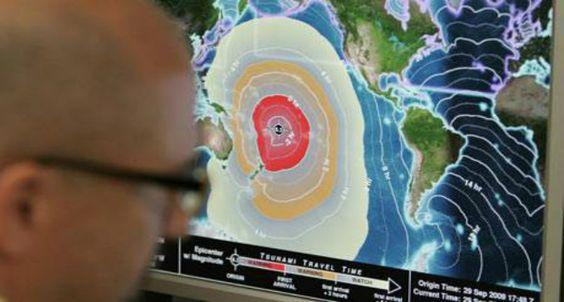 Havai përgatitet për të përballuar një cunami të përmasave ekstreme