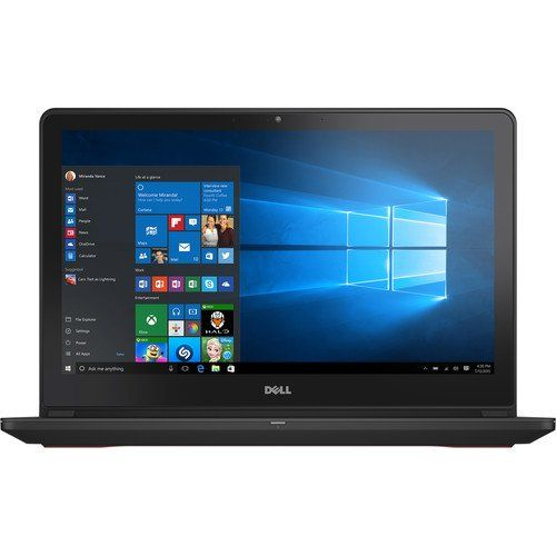 Buy 2016 New Edition Dell Inspiron 15.6-inch Full HD Gaming Laptop PC, Intel i7-6700HQ Quad-Core 2.6GHz, NVIDIA GTX 960M 4GB, 16GB RAM, 1TB HDD+8GB SSD, 10-hour Battery Life, Backlit Keyboard, Windows 10 NEW for 934 USD | Reusell