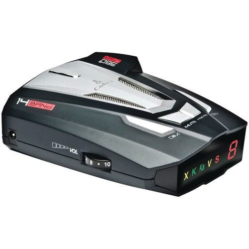 Cobra Electronics 14-band Radar And Laser Detector