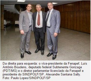 FENAPEF - São Paulo debate Ciclo Completo de Polícia