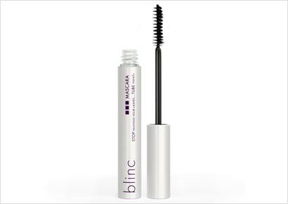 Blinc Kiss Me Tube Mascara: This one-of-a-kind mascara forms tiny, water-resistant tubes around your lashes.