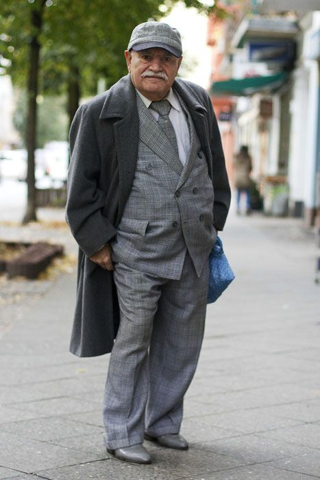Photographer Turns Dapper 83 Year Old Into A One Man Fashion Photo Blog Fashion Casual And