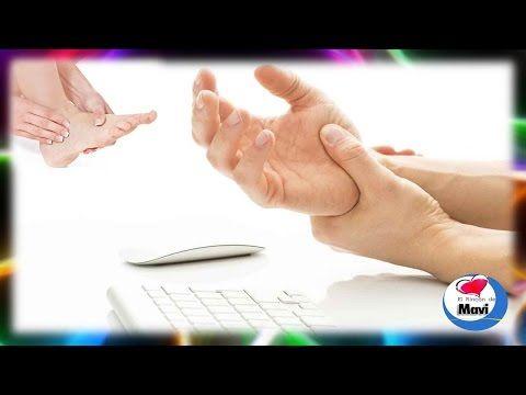 Remedios naturales caseros para el sindrome del tunel carpiano. - YouTube
