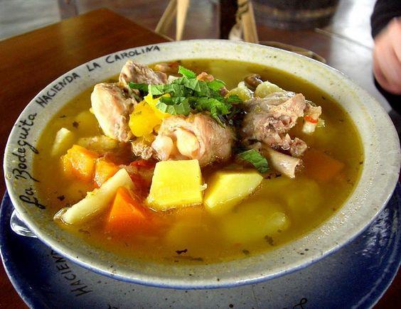 Hervido sancocho de gallina venezuela my beautiful for Cocina venezolana