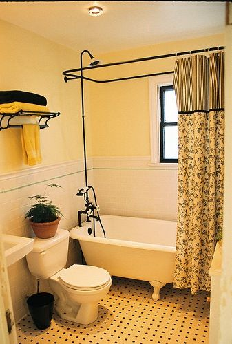 1940 39 s cottage bathroom my design work pinterest for Bathroom ideas 1940