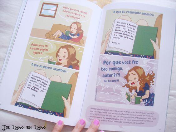 Eu amo livro com ilustrações: COMO EU REALMENTE... (Fernanda Nia) uma lindeza