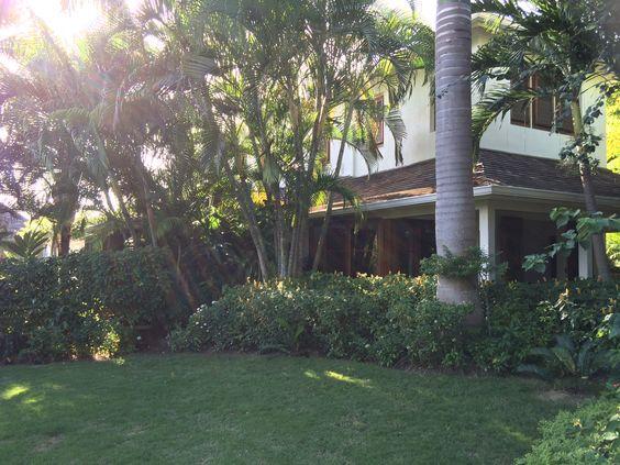 Round Hill Villas - Montego Bay Villa 16 - 6 bedroom luxury www.mcalpintravel.com