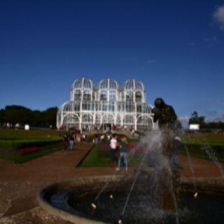 Jardim Botânico -Curitiba/Paraná