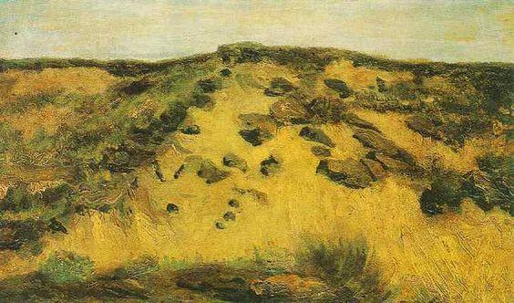 Dunas (La Haya: agosto, 1882. Localización: colección privada)