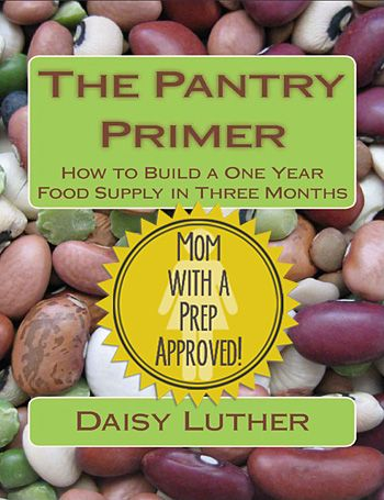The Pantry Primer: Create a Year's Supply of Food in Three Months - a review on The Organic Prepper's new book on how to build your food storage stockpile from nothing to a full year's supply in just three months.