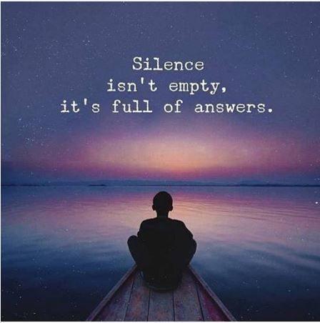 Silence: