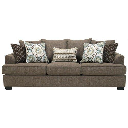 Ashley Kreeli Sofa Slate Livingrooms Pinterest
