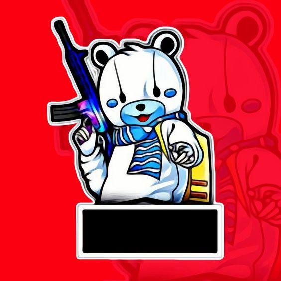 Mentahan Logo Free Fire Keren (PNG, PSD, dan EPS) 11