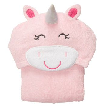Unicorn Hooded Towel.