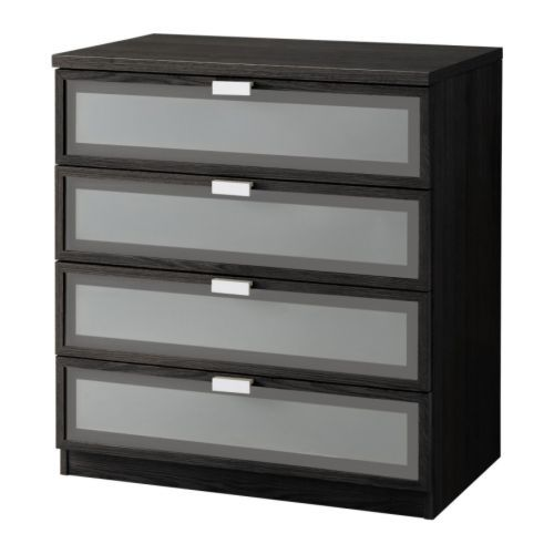 Ikea drawers and dressers on pinterest for Ikea dresser in closet