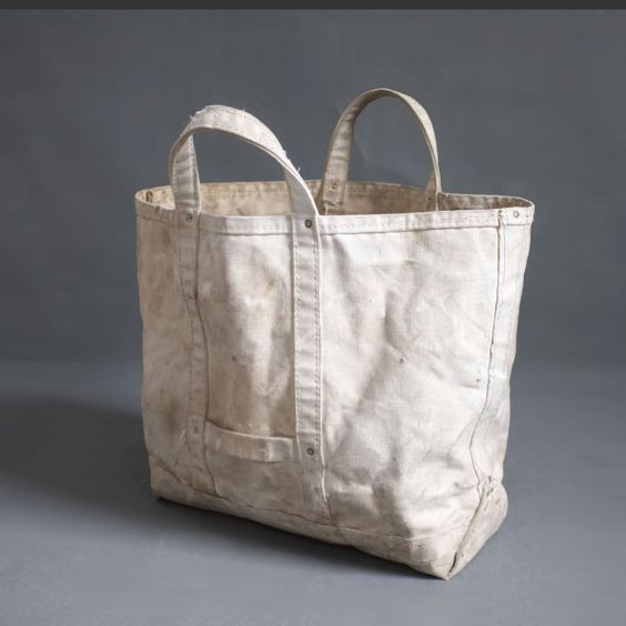 Vintage Heavy Duty Canvas work bag Tote lineman bag 2 by abrshop ...