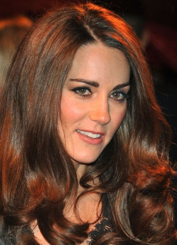 Kate Middleton Hair 2012 – Fashion Icons 2012 by The Reader Style Factor: