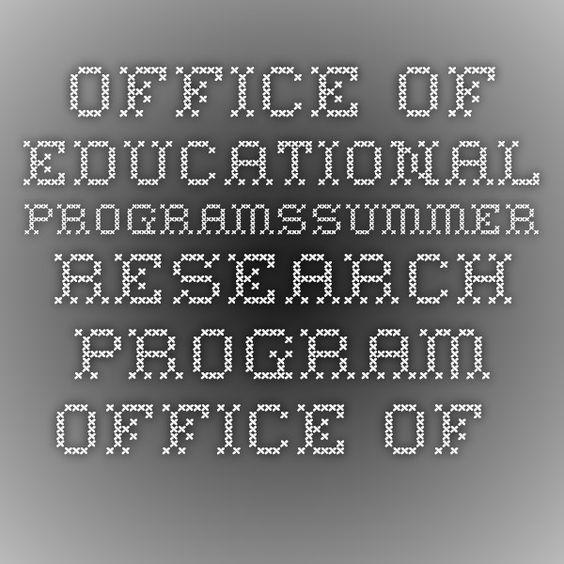 UTHealth Summer Research Program