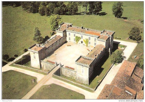 Cherves chateau - Delcampe.net