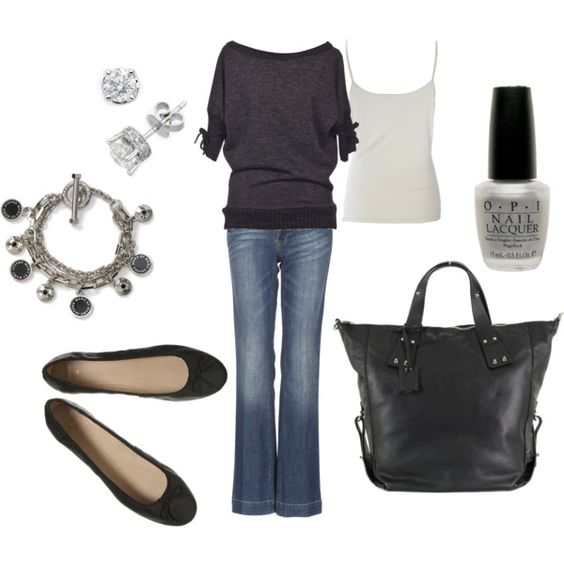Weekend Casual, created by kristenmycoveredb...