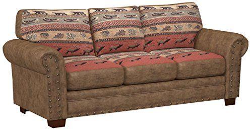 American Furniture Classics Model Sofas Sierra Lodge Tapestry