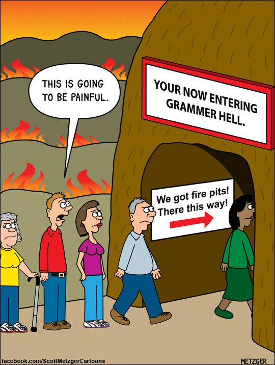 Grammar Hell: