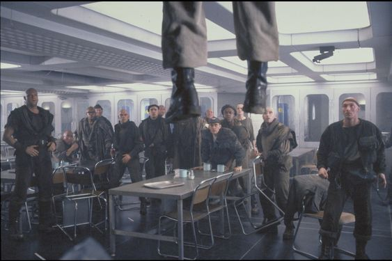 Directed by David Fincher.  With Sigourney Weaver, Charles S. Dutton, Charles Dance, Paul McGann. After her last encounter, Ripley crash-lands on Fiorina Fury 161, a maximum security prison. When a series of strange and deadly events occur shortly after her arrival, Ripley realizes that she brought along an unwelcome visitor.