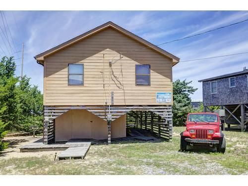 A B Sea #82 - Oceanside house - Avon, Outer Banks (OBX) | RentABeach