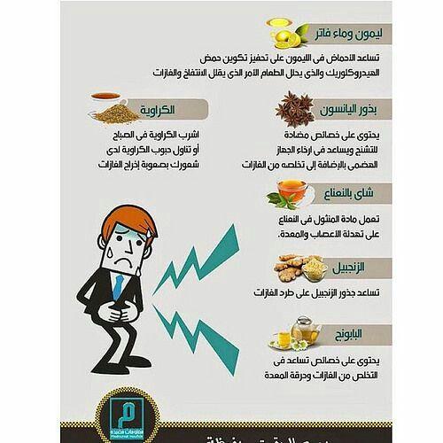 علاج القولون والانتفاخ والحموضة وعسر الهضم والغازات Health Images Health Facts Food Health