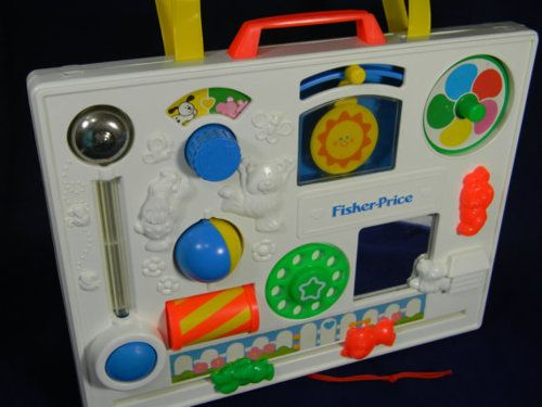 fisher price activity center i had this exact toy the. Black Bedroom Furniture Sets. Home Design Ideas