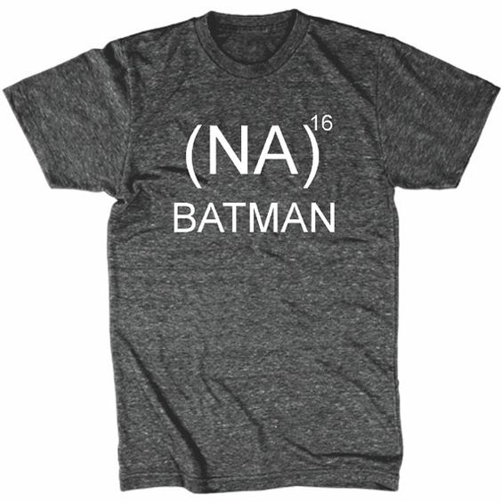 Batman shirt NA16th Mens Tee Athletic Fit by NorthStarTees on Etsy