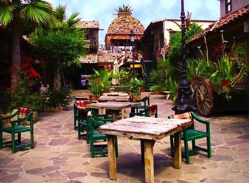 Plaza Pueblo in Rosarito Beach