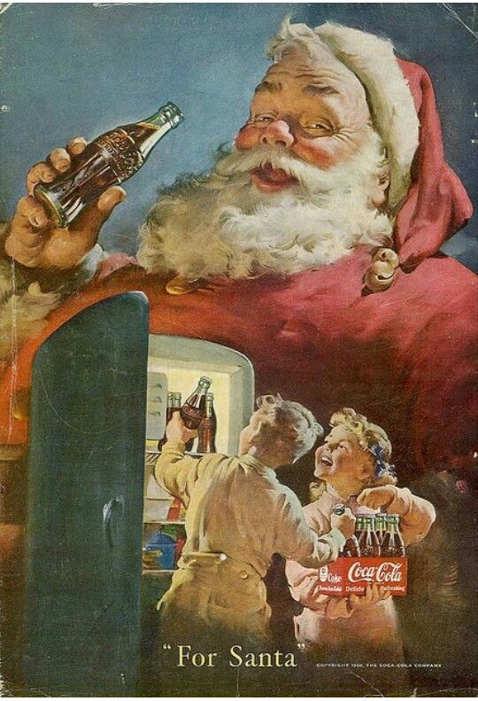 We ALWAYS gave Santa a Coke and butterteigs.