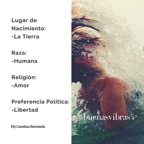Like y Comparte!  Si estas de acuerdo   #buenasvibras #elamoresmireligion #libertad #razahumana #terrestre  #biensestarholistico