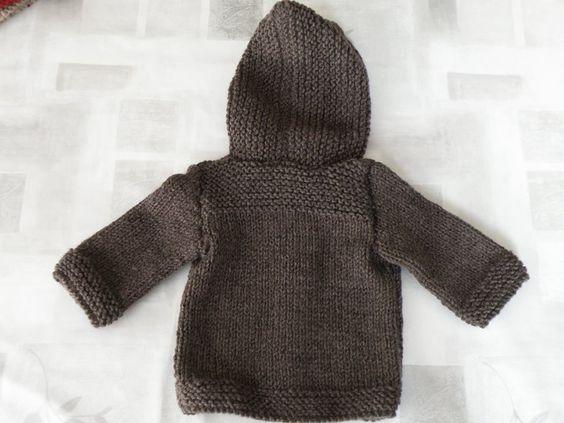 modele tricot bebe aiguille 6