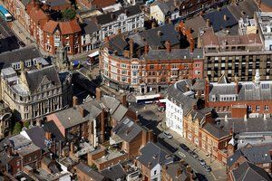 My hometown: Wolverhampton!