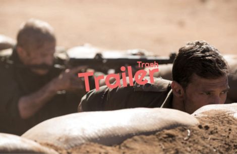 Check out the new trailer for Netflix war movie The Siege of Jadotville