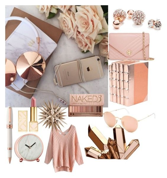 """""""Color of the Week"""" by koolchatdc on Polyvore featuring interior, interiors, interior design, home, home decor, interior decorating, Chicwish, Tory Burch, GUESS and Ray-Ban"""