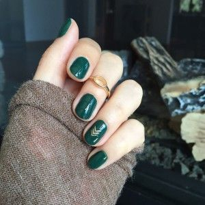 Nails of the Day: LVX Oasis (Fall 2016 Collection):